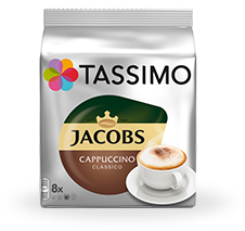 Cappuccino Packung